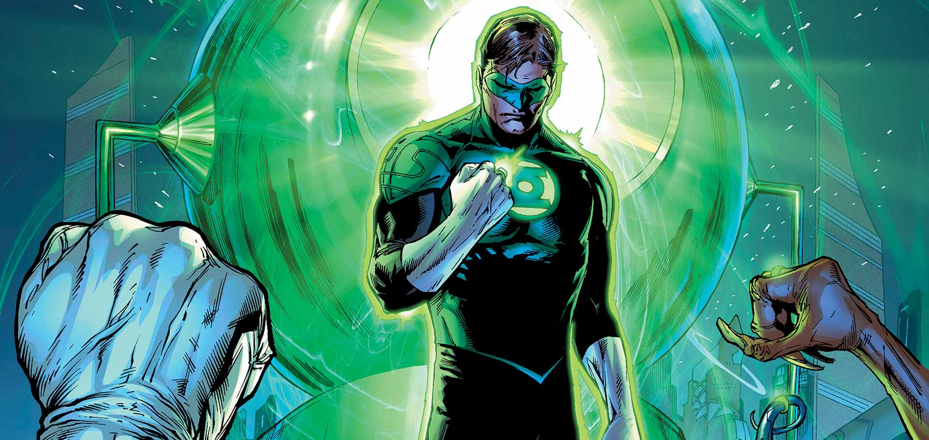 Image result for green lantern comic