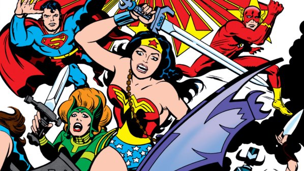 Image result for dc super powers comic