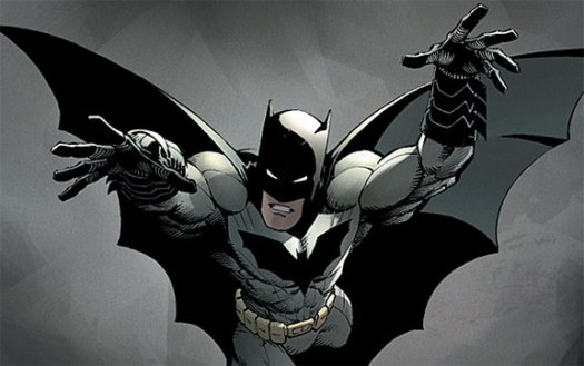 Becoming The Batman in D&D 5th Edition! – Building character!