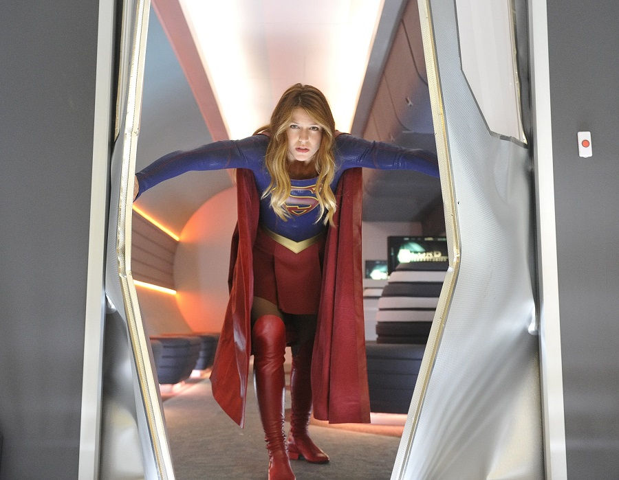 Embodying Supergirl An Interview With Melissa Benoist Dc