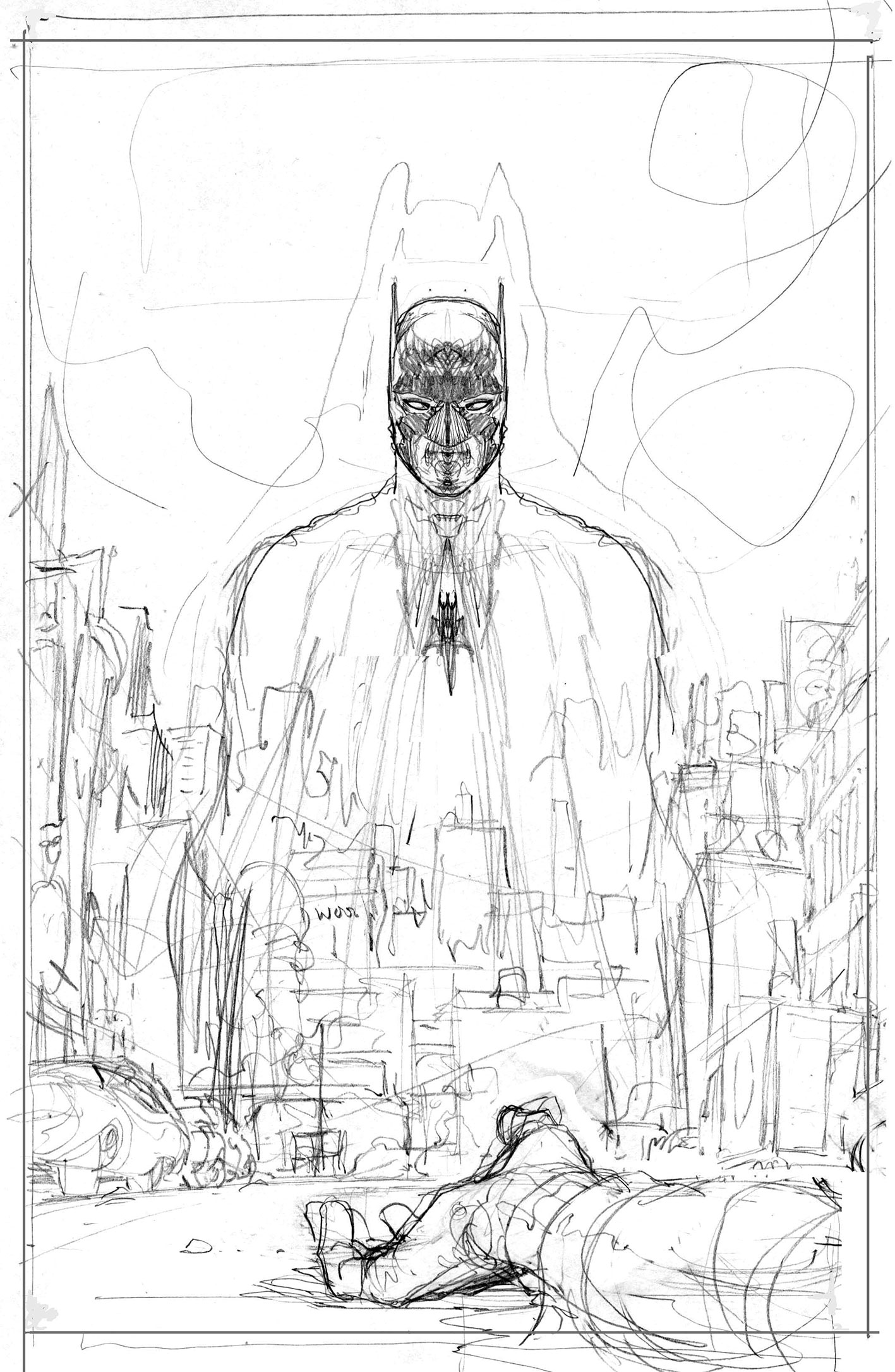 Batman Redrawn Part 1 With Grant Morrison And Frank