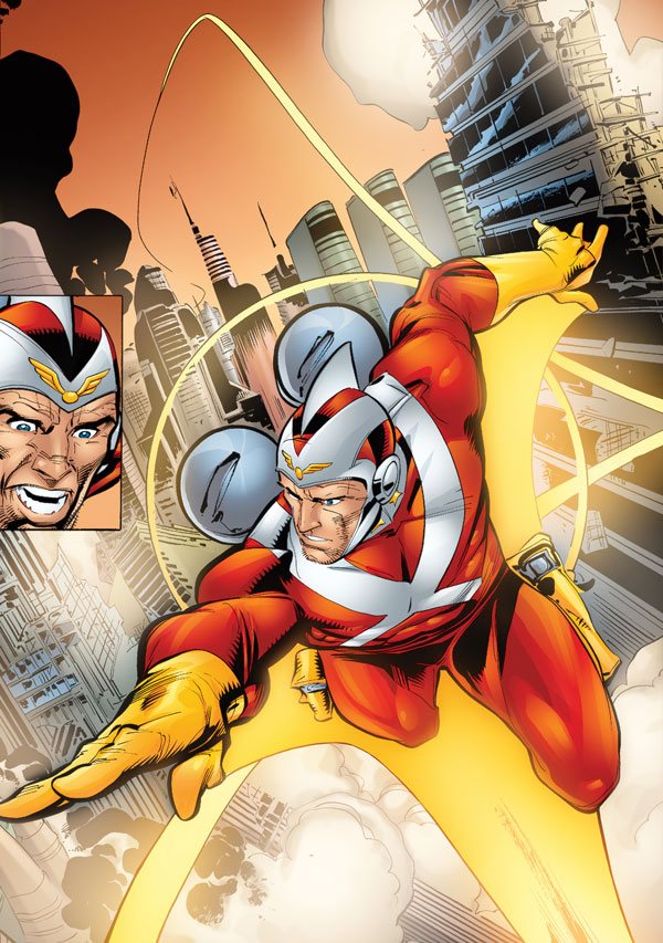 Image result for adam strange