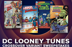All-New Chance to Win for Our DC and Looney Tunes Fans!