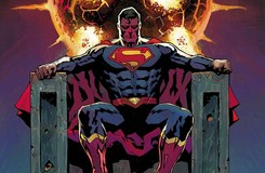 First Look: Superman...Ruler of Apokolips?