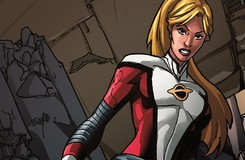 Breaking News: Saturn Girl Comes to The CW's Supergirl