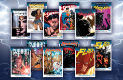 Your Chance to Win the DC Rebirth Collection Sweepstakes!