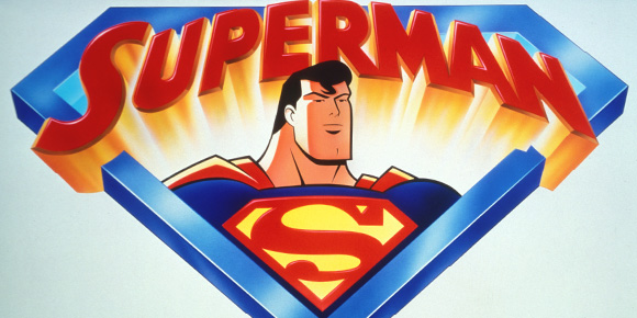 Image result for SUPERMAN THE ANIMATED SERIES LOGO