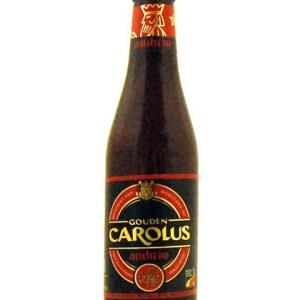 Cerveza belga Gouden Carolus Ambrio