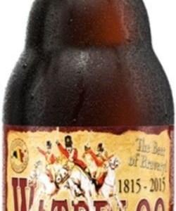 Cerveza belga Waterloo Strong Dark 33cl