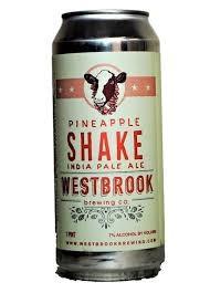 Westbrook Pineaple Shake 7% 47cl