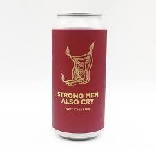 Pomona Strong Men Also Cry 7% 44cl