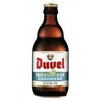 Cerveza belga Duvel Tripel Hop