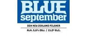 Pinta Blue September 44cl