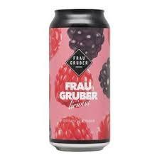 Fraugruberlicious Raspberry Blackberries 44cl