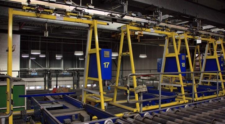 Efficient Conveyor Systems