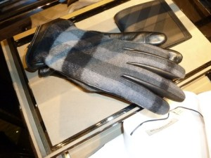 Burberry Touch Screen Gloves