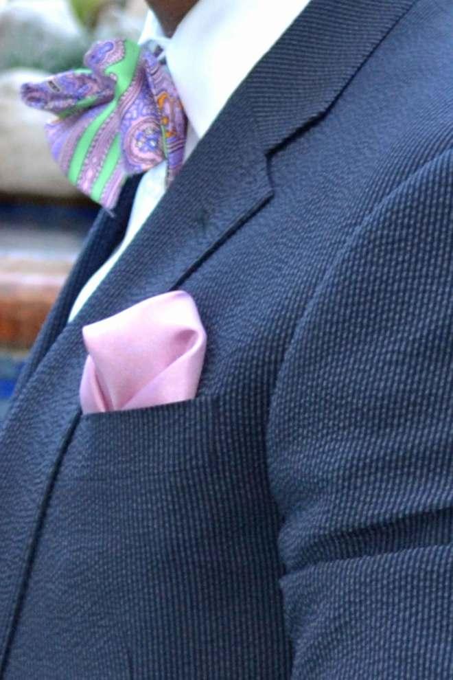 Details from Blue Duck Tavern attire