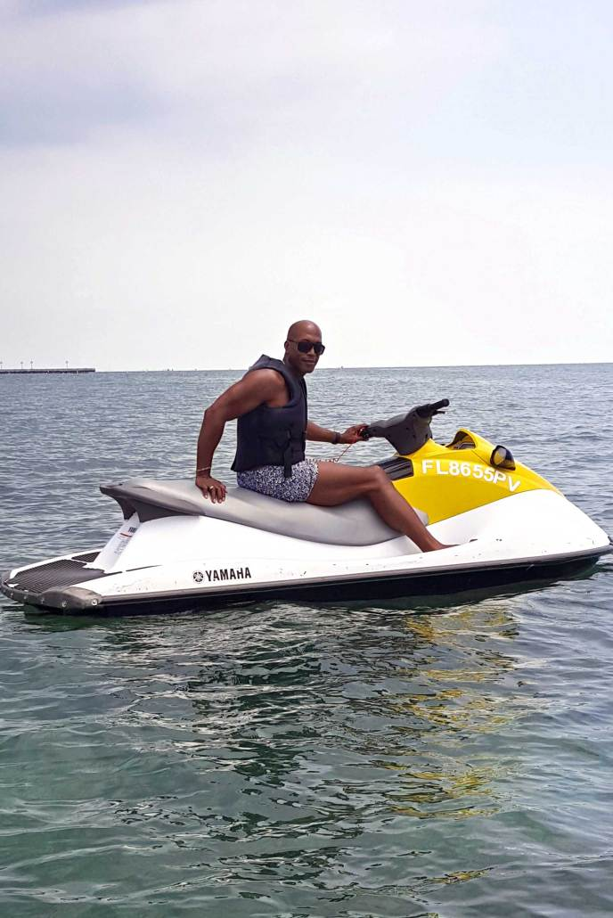 Jet Skiing in Key West