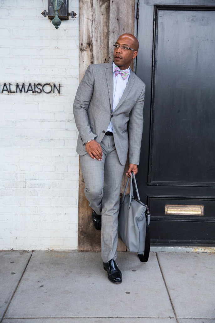 DCFashion Fool mal maison spring in gray suit