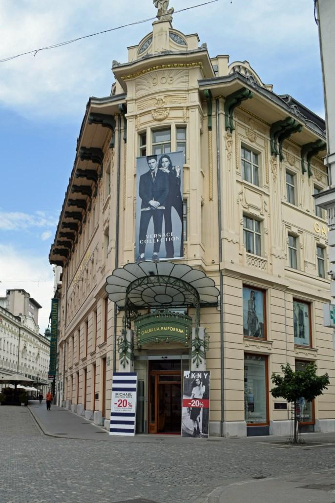 Galleria Ljubljana