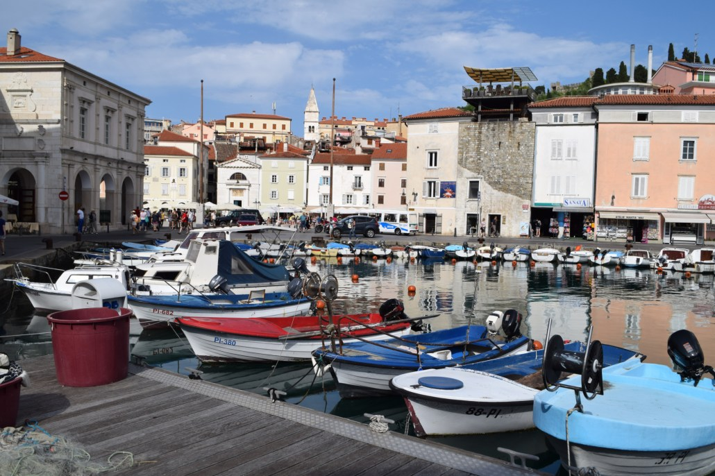 Fall in love with Slovenia - Piran