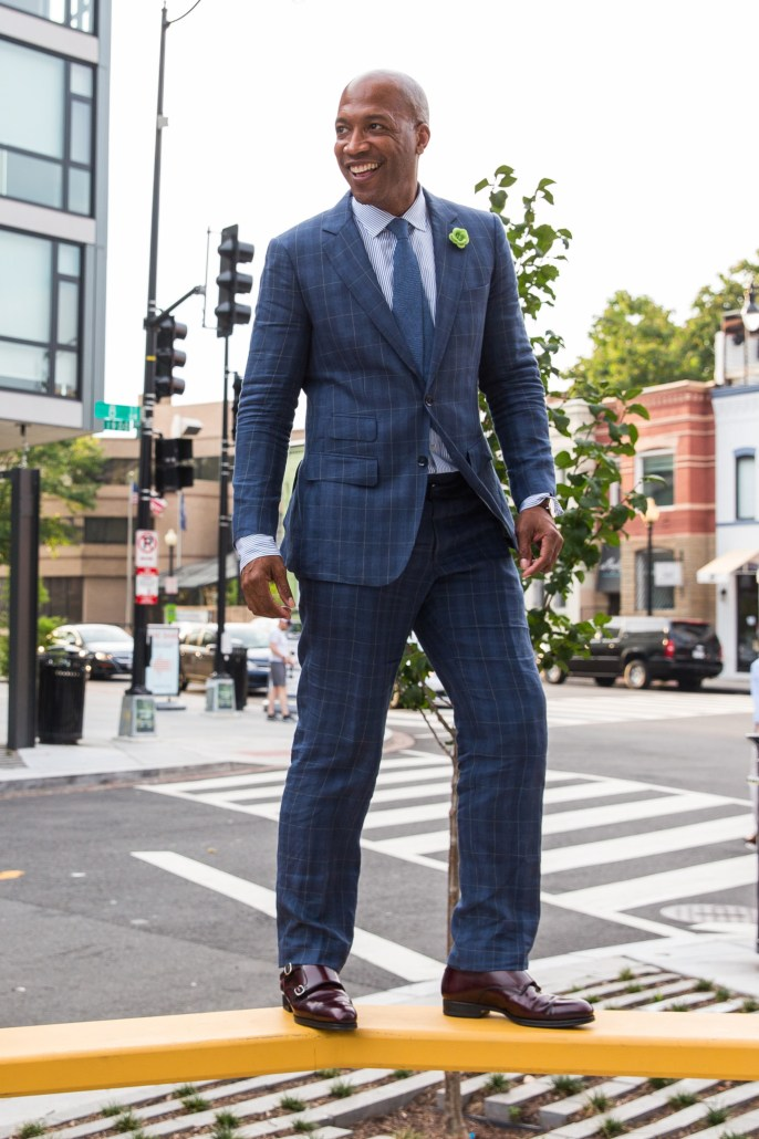 IW Harper & Made to Measure Suit from Blank Label - Beam