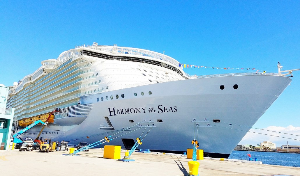 Harmony of the Seas Cruise