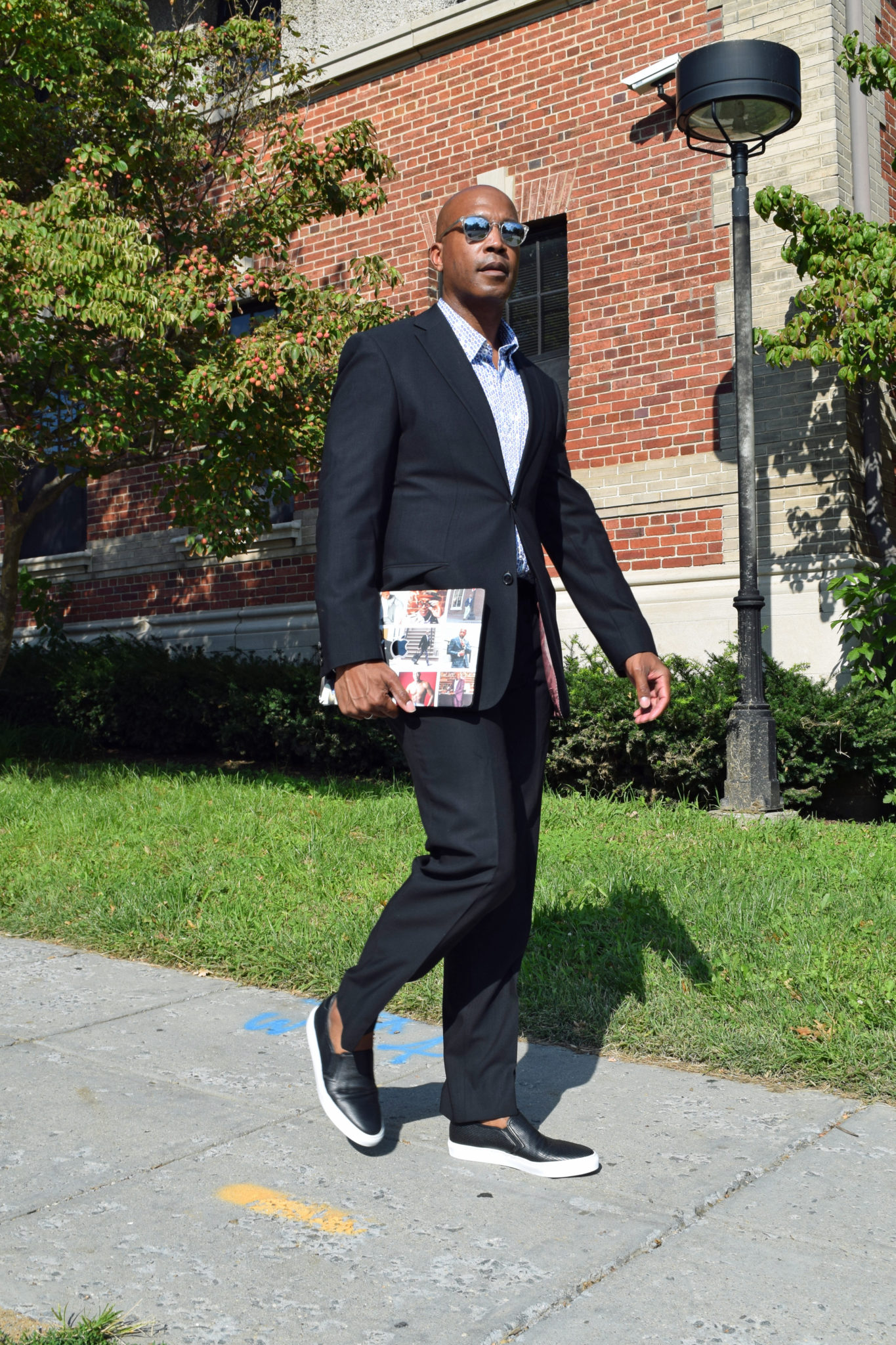 Black Suit Casual The Dcfashion Fool