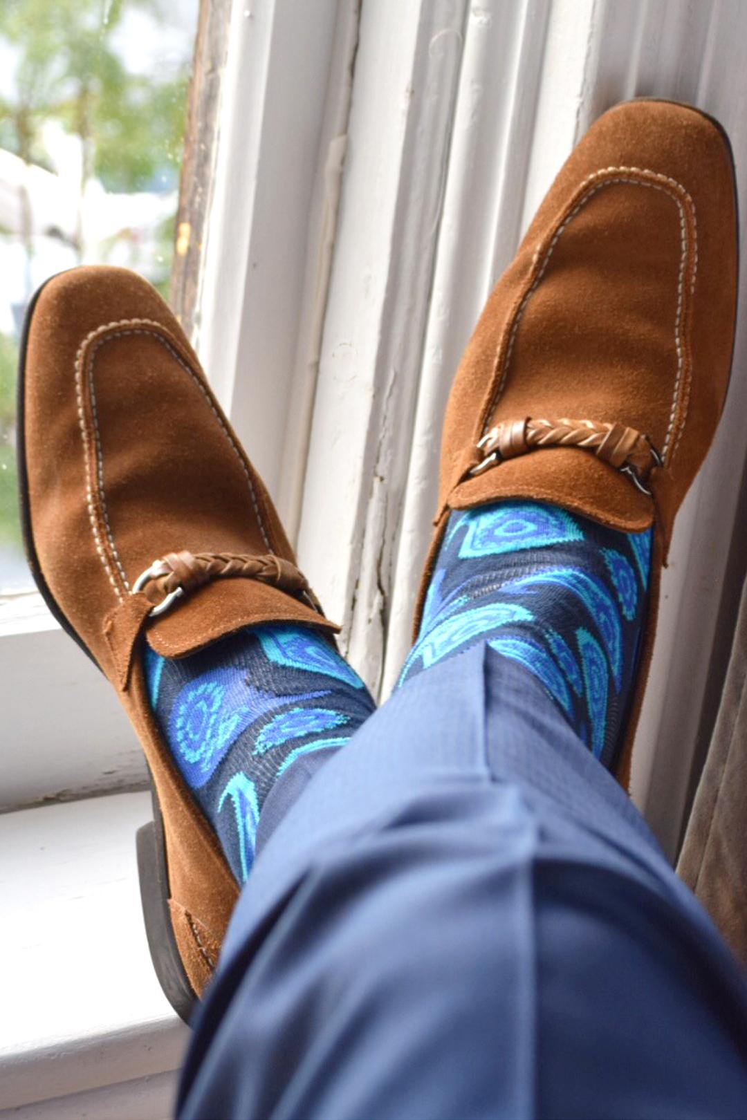 DC Minute Wedding - Ferragamo and Happy Socks