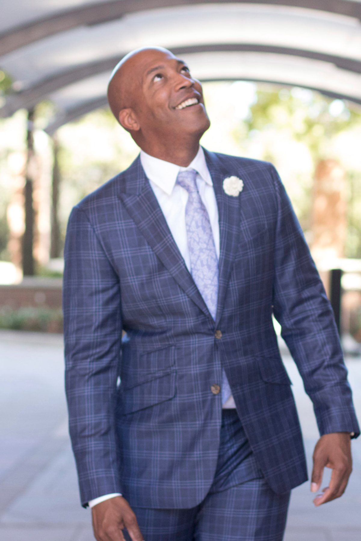 Look up and smile DCFashion Fool in Indochino