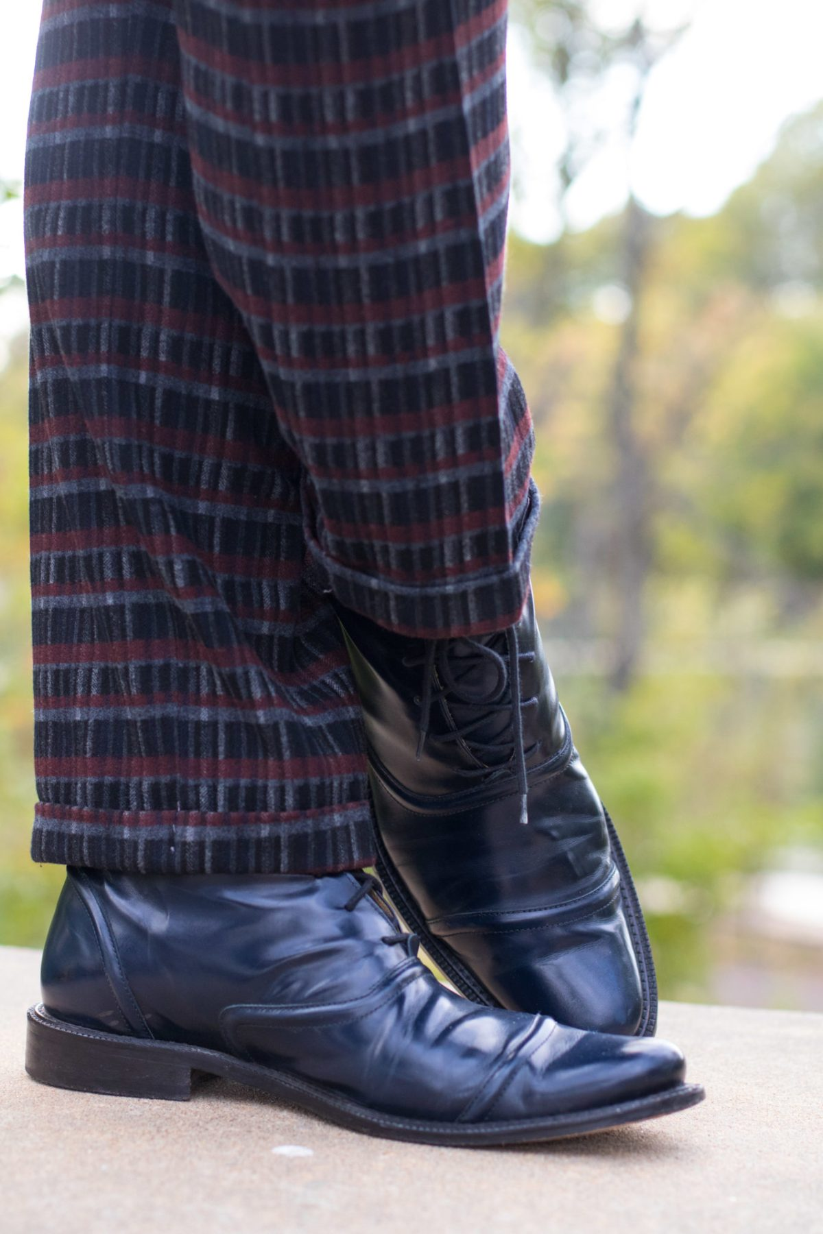Fall trends for men - boots