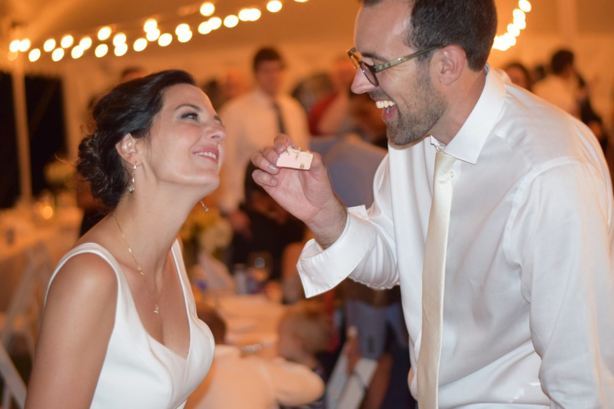 DC Minute marries - Alix and Scott