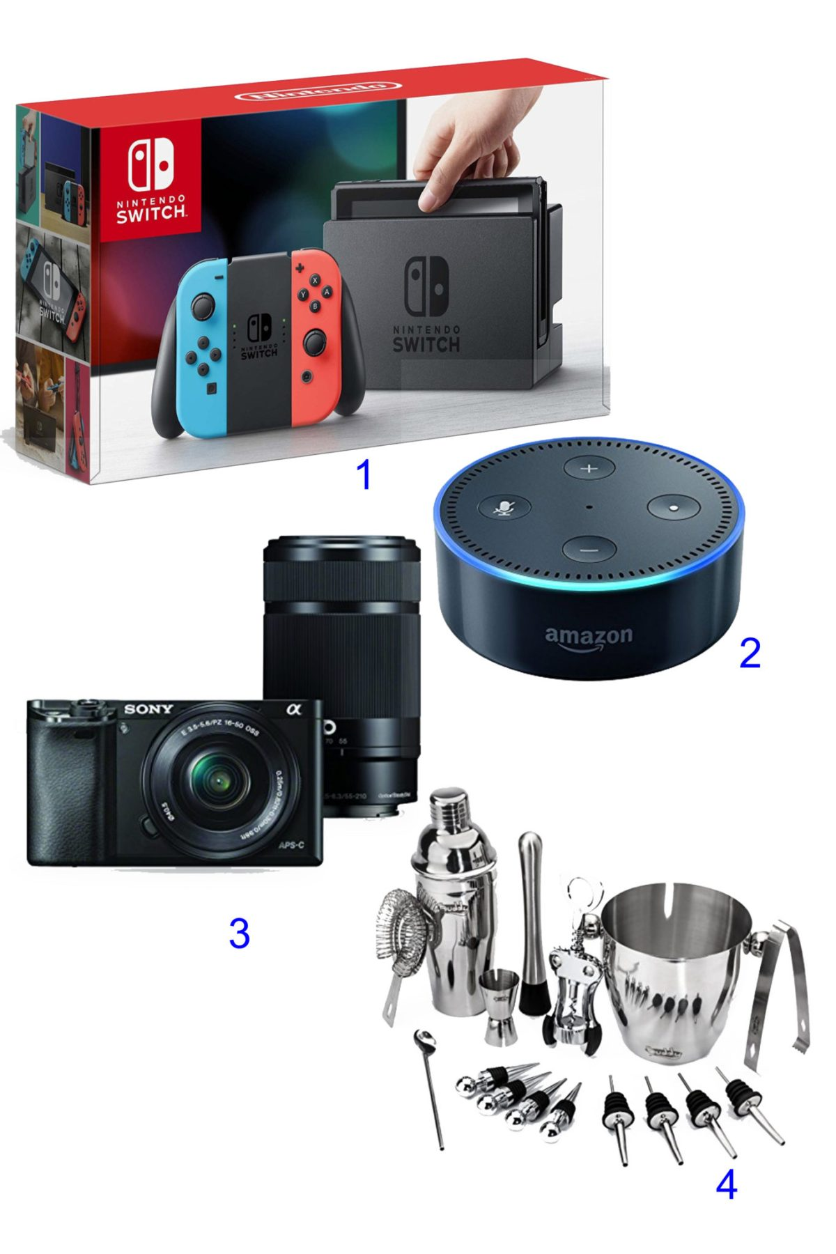 Holiday Gift Guide Gadgets