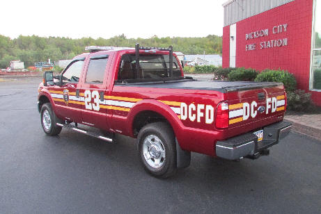 Credit First Priority Emergency Vehicles