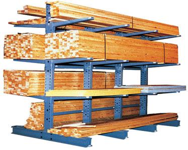 lumber storage racks cantilever racks