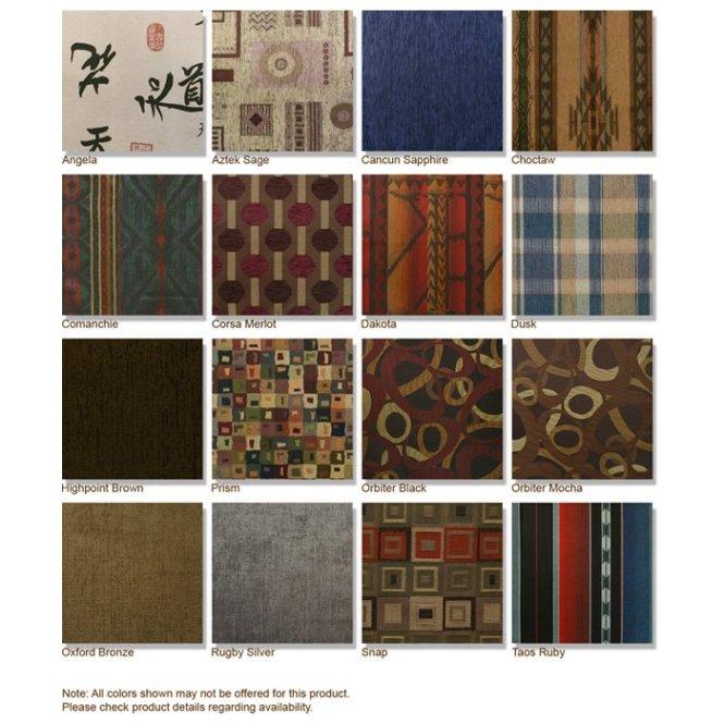 Ponderosa Wood Futon Frame Set W Designer Cover Free Pillows Rsp Pndrs