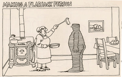 Cartoon by B. Kliban.