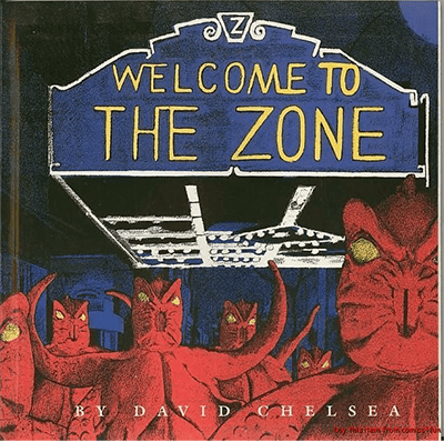 WELCOME TO THE ZONE cover
