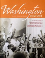 Washington History has been redesigned for its 25th Anniversary.