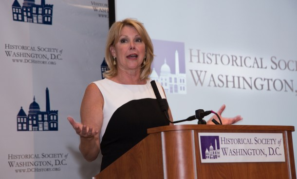 Emceed by Wendy Reiger, the event also celebrated the Historical Society's 121st anniversary.