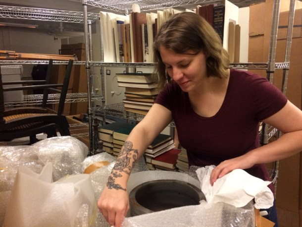 Additional information on where you can see Historical Society collections out and about on loan will be in an upcoming blog post!