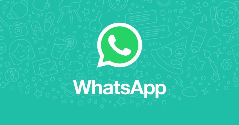 Imagem mostra o logotipo do whatsapp