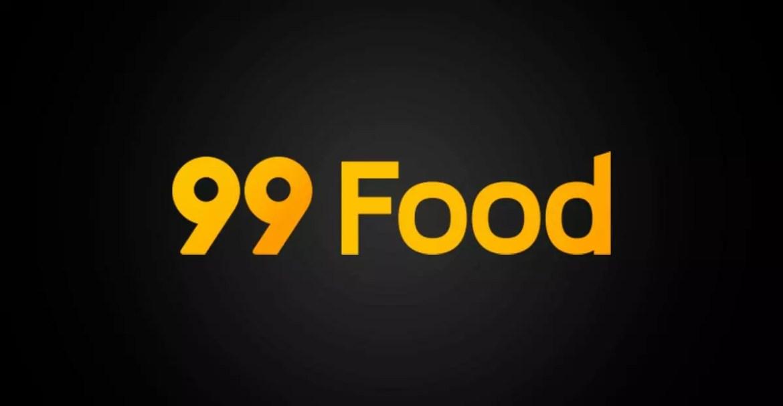 Imagem mostra o símbolo da 99 food