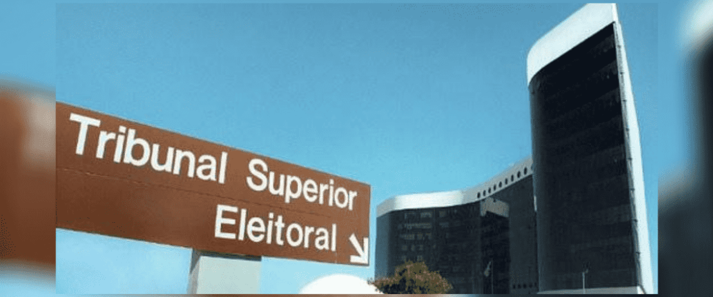 Foto mostra a sede do Tribunal Superior Eleitoral