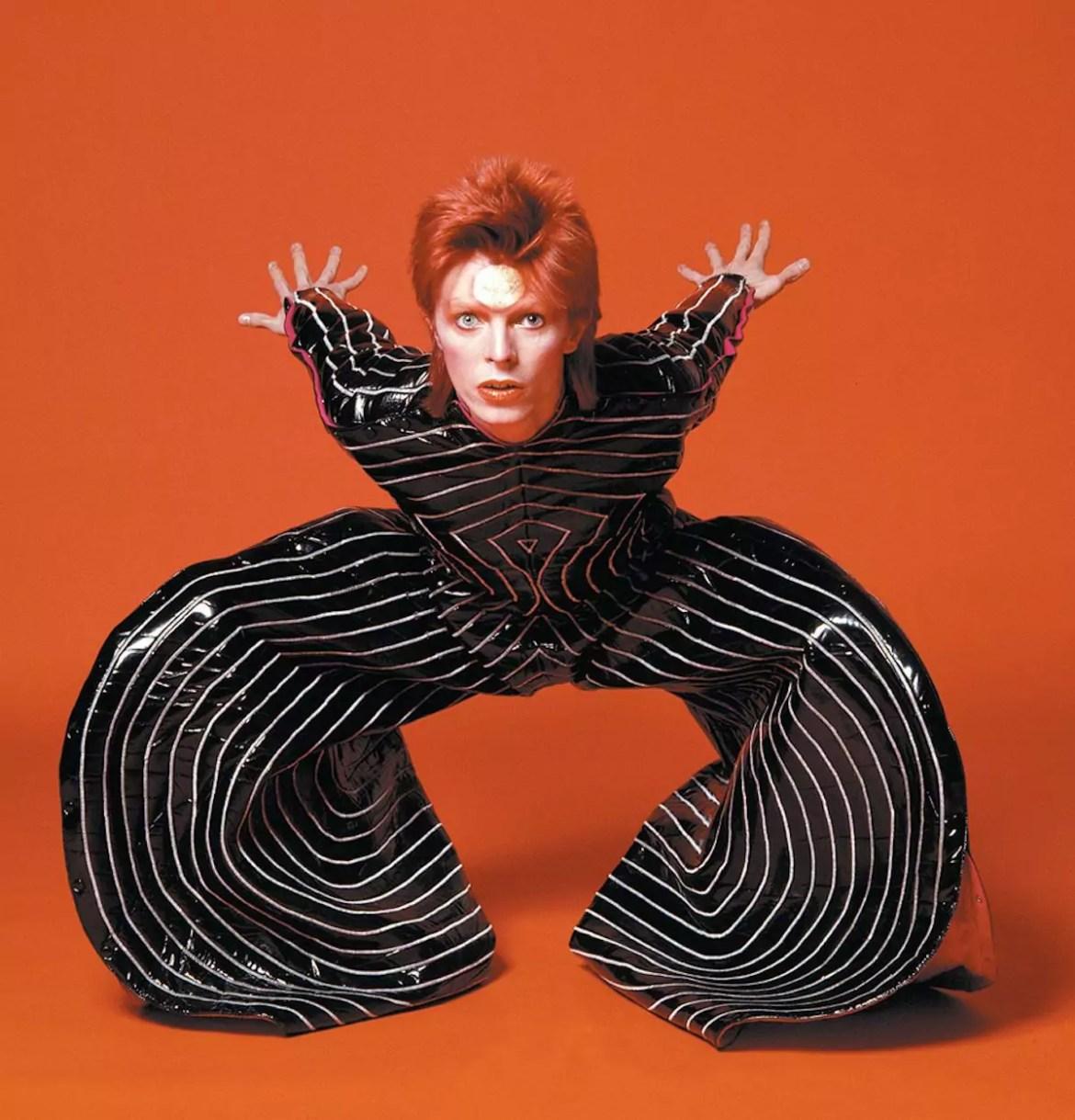 estilista de David Bowie