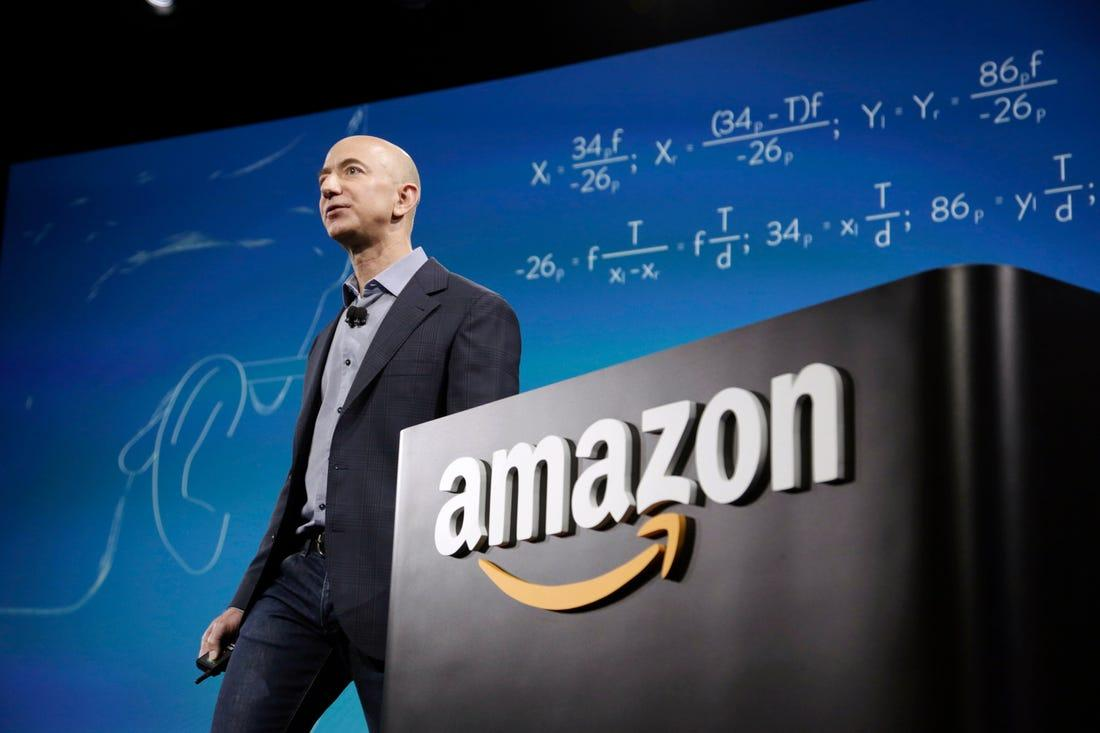 fortuna de Jeff Bezos aumenta