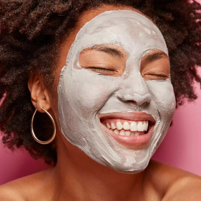 máscara de argila 2