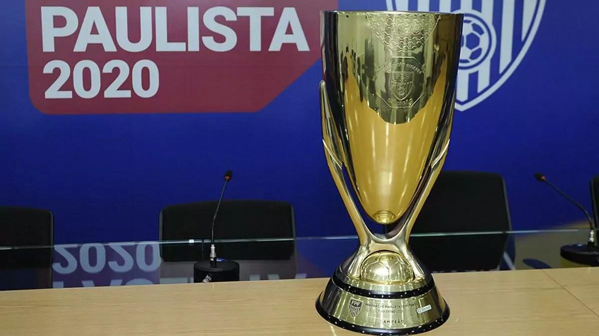 Troféu do Paulistão 2020