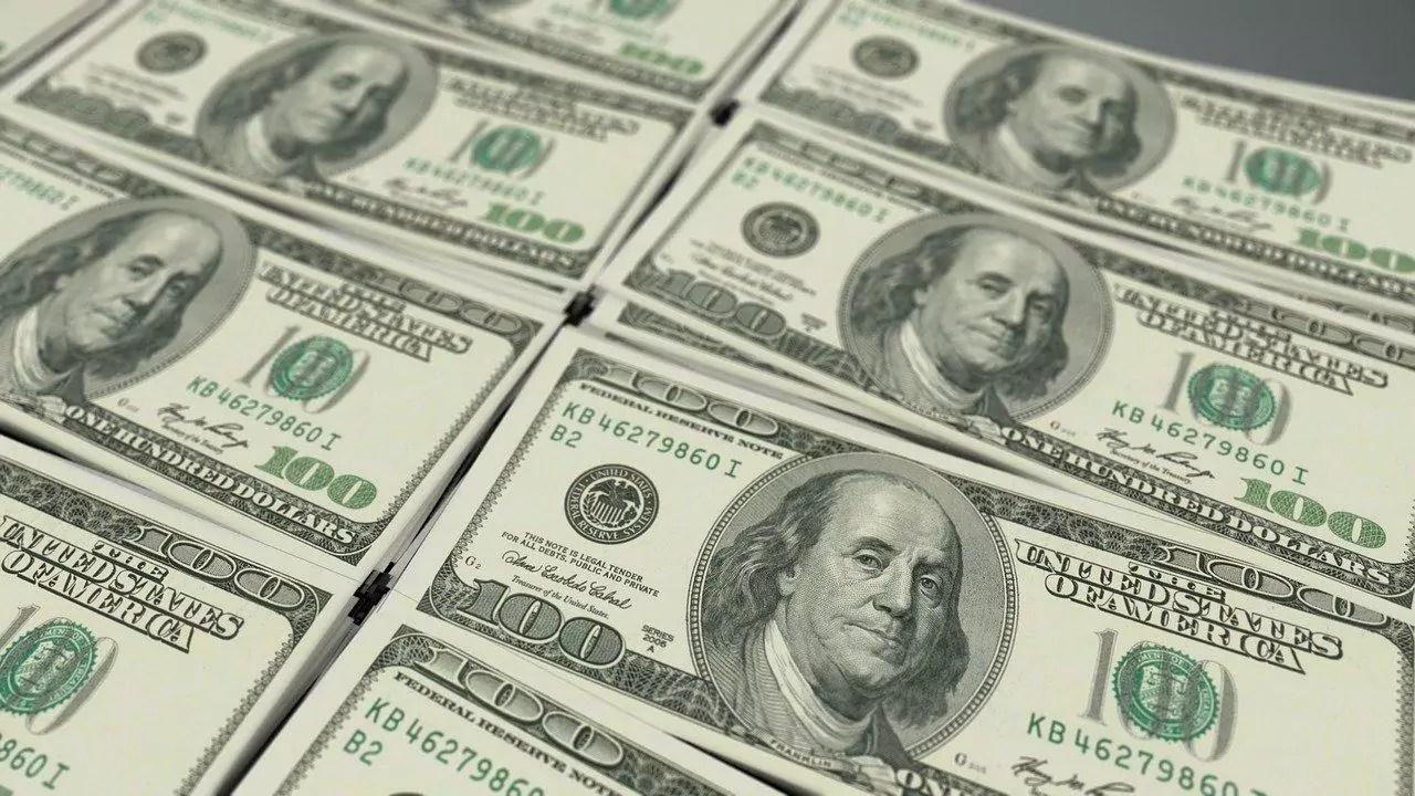 Cédulas de dólar em Cotação do dólar 27/07/2020