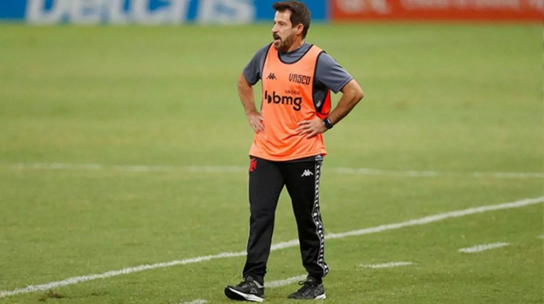 Ramon Menezes, técnico do Vasco